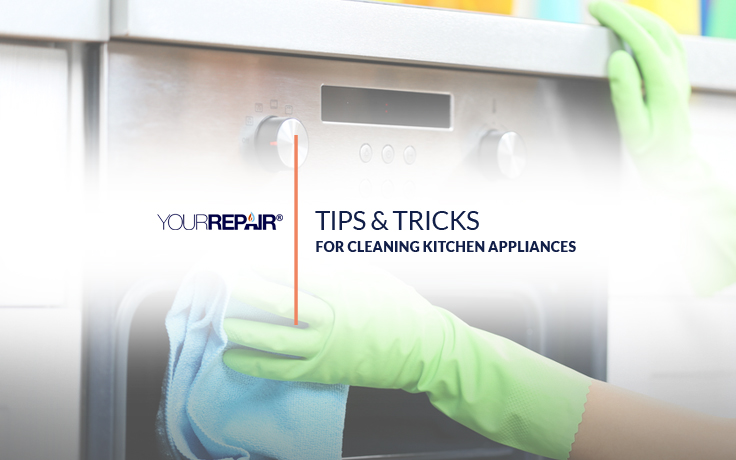 Article Image for Tips & Tricks for Cleaning Kitchen Appliances