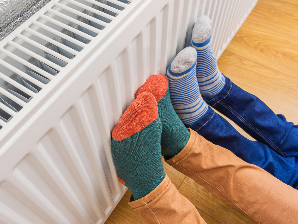 What's the difference between a heating engineer and a plumber?