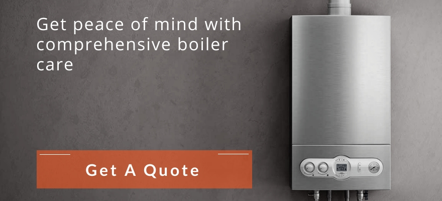 Boiler cover quote