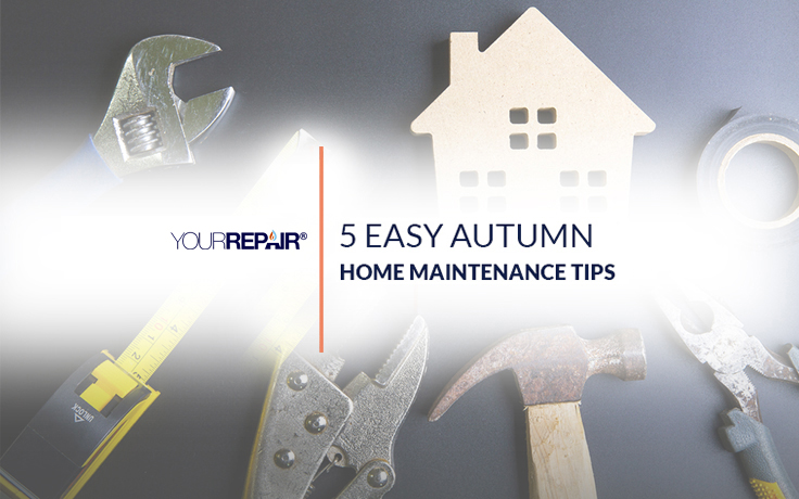 Article Image for 5 Easy Autumn Home Maintenance Tips