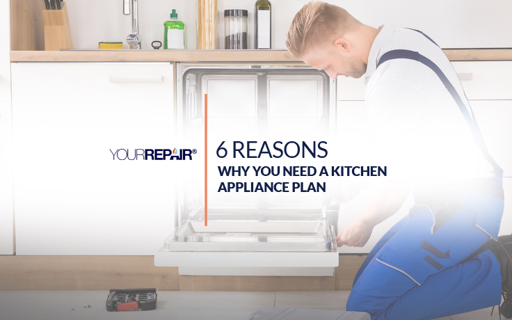 6 Reasons Why You Need A Kitchen Appliance Plan