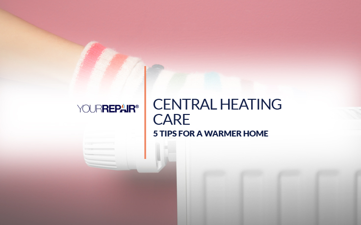 Article Image for Central Heating Care - 5 Tips For A Warmer Home