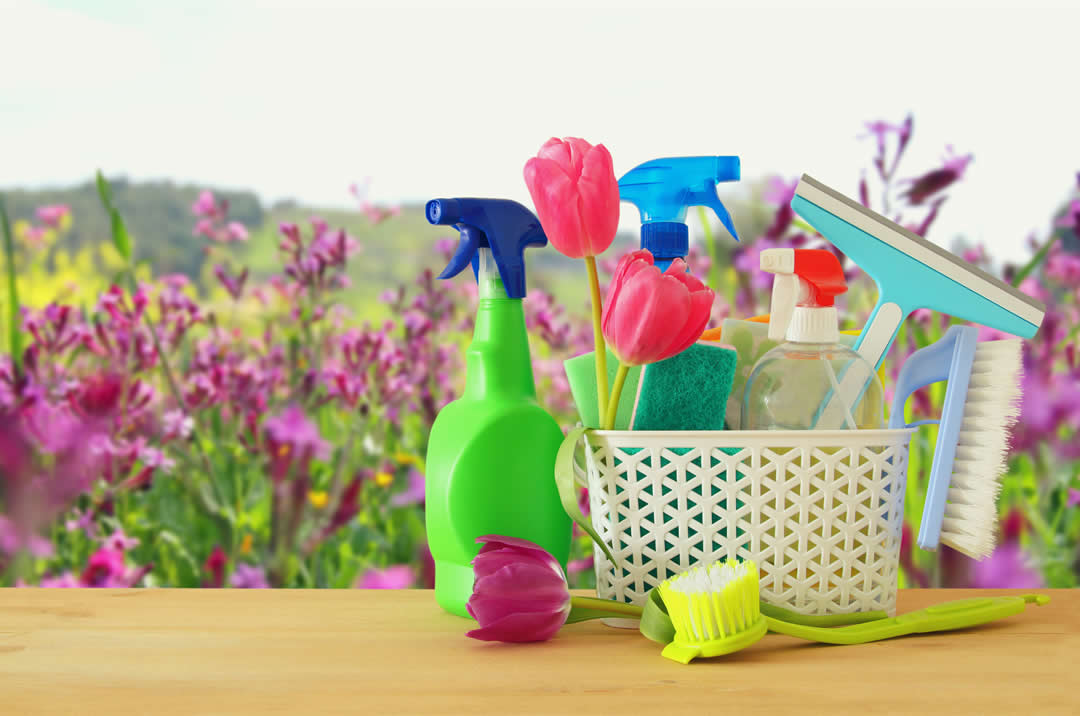 10 Spring Clean Tips You Need to Know